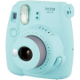Fujifilm Instax mini 9 + film 10 + púzdro Ice Blue