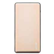 MyMAx MP2 PowerBank QC 3.0 LCD Type C/MicroUSB 10000mAh Gold
