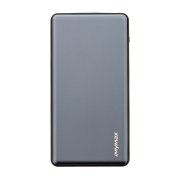 MyMAx MP2 PowerBank QC 3.0 LCD Type C/MicroUSB 10000mAh Grey