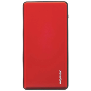 MyMAx MP2 PowerBank QC 3.0 LCD Type C/MicroUSB 10000mAh Red