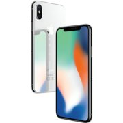 APPLE  iPhone X 64GB Sil MQAD2CN/A