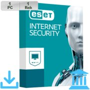 ESET Internet Security 2018 GOV 1PC na 1r