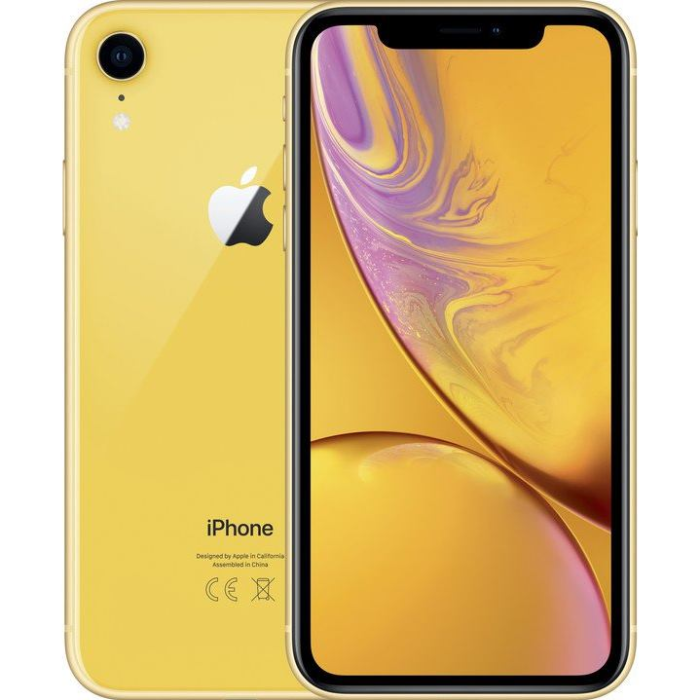 APPLE  iPhone Xr 64GB yel MRY72CN/A