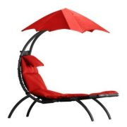 HANSCRAFT Vivere - Original Dream Lounger Cherry Red