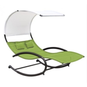 HANSCRAFT Vivere - Double Chaise Rocker Green Apple