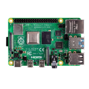 PC Raspberry Pi 4 Model B 4GB/WiFi/BT/1000Mbps