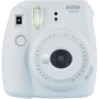 Fujifilm Instax Mini 9 smo white + 10ks film