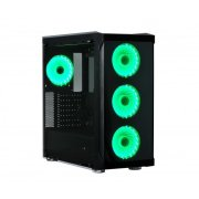 X2 BLAZE III, PC skrinka ATX, Tempered Glass