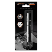 SBOX PEN-02, Stylus pero 2ks white/black