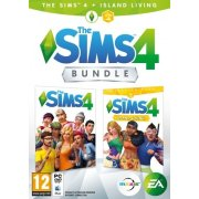 PC - THE SIMS 4 +  ISLAND LIVING bundle