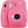 Fujifilm Instax Mini 9 fla pink LED Bundle