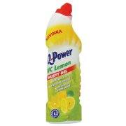 Q-Power WC gél 750ml lemon