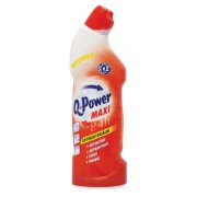 Q-Power WC gél 750ml MAXI antibakteriálny