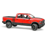 BRUDER 02500 Jeep RAM 2500 Power Wagon