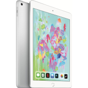 APPLE iPad (2018) 32GB WiFi Sil MR7G2FD/A